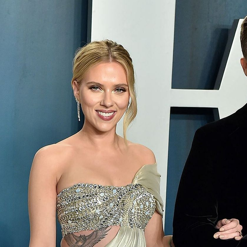 'Black Widow' star Scarlett Johansson expecting baby with husband Colin Jost: Report