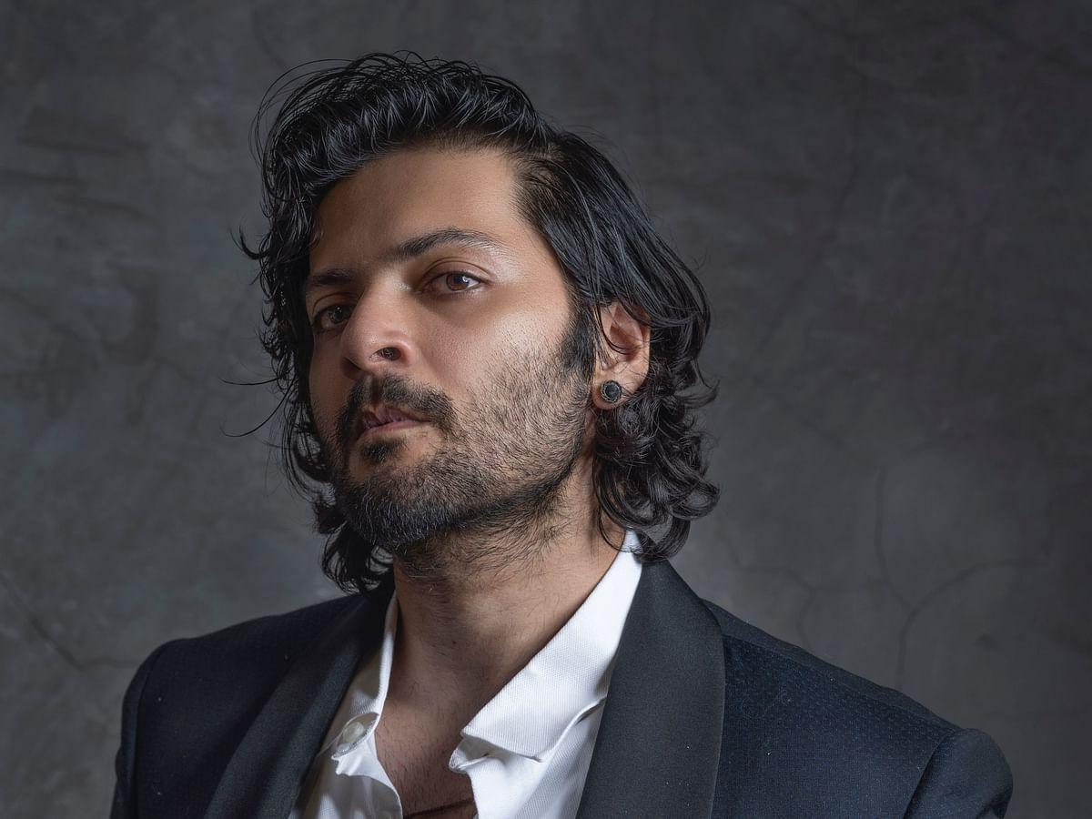We all are different in front of the camera and the other side of it: Ali Fazal
