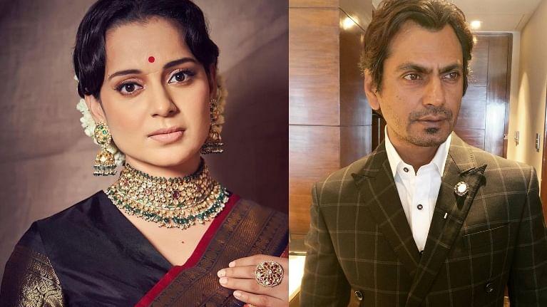 Nawazuddin Siddiqui to feature in Kangana Ranaut's 'Tiku Weds Sheru'