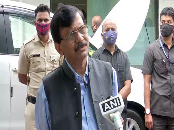 Mumbai: Sanjay Raut slams Imran Khan over RSS comment, says Pakistan created Taliban