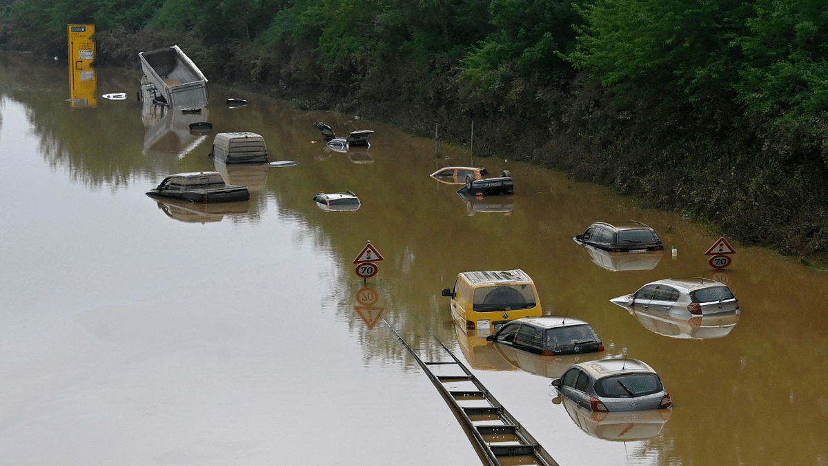 Death toll rises over 160 in flood-hit Germany