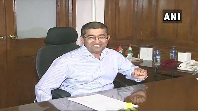 Former BMC Commissioner Praveen Pardeshi
