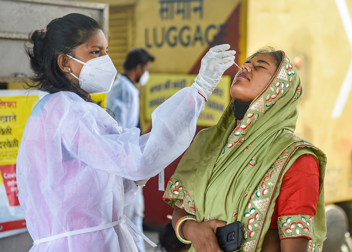 COVID-19: Maharashtra health dept raises alarm over high positivity rate in Kolhapur, Pune and 8 other districts