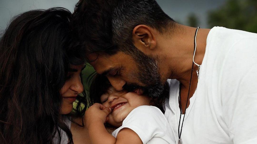 Arjun Rampal, Gabriella Demetriades pen heartfelt notes as their 'little rockstar' Arik turns 2; share adorable pics