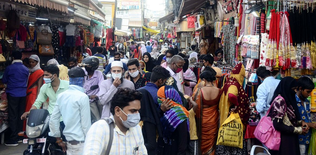 Bhopal: Slapping penalty and fine for Covid protocol violation have little impact on people