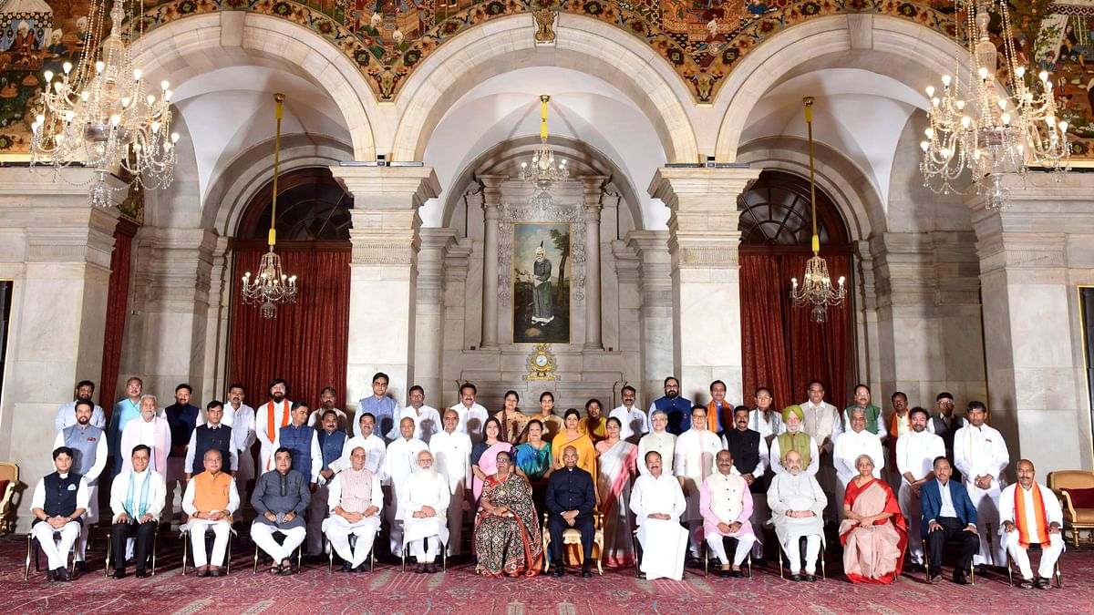 Ahead of Monsoon session, govt rejigs Cabinet Committees; Jyotiraditya Scindia, Sarbananda Sonowal and Bhupender Yadav included in crucial committees