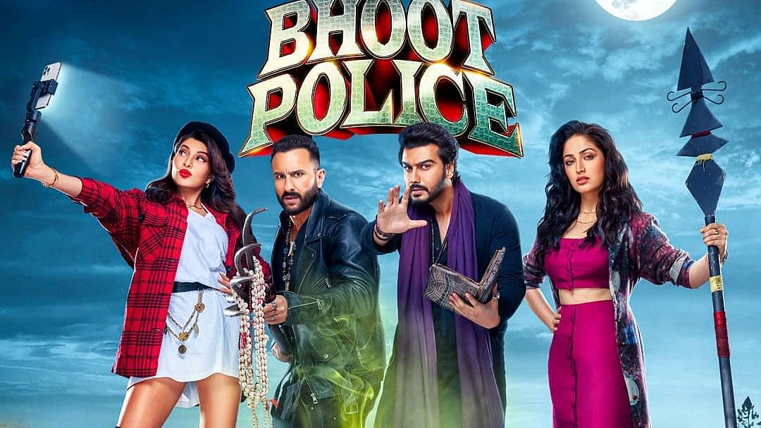 Bhoot Police: Saif Ali Khan, Jacqueline Fernandez's horror comedy to release on Disney+ Hotstar on September 17