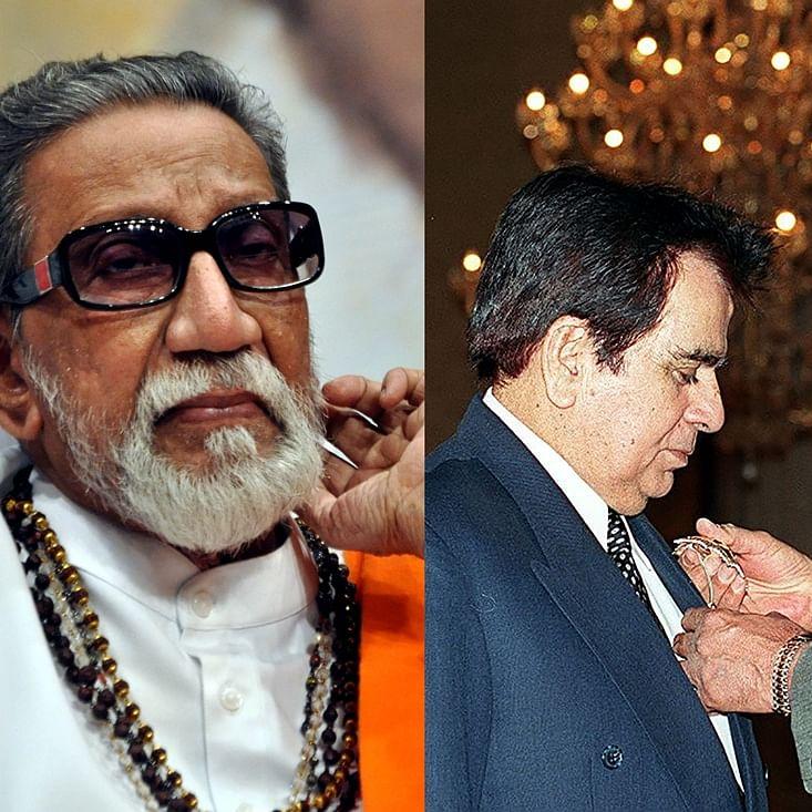 When Shiv Sena chief Bal Thackeray wanted Dilip Kumar to return Nishan-e-Imtiaz, Pakistan's highest civilian award