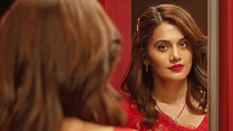 'Personal digs is what pulls down a critic to a troller': Taapsee Pannu reacts to negative reviews about 'Haseen Dillruba'