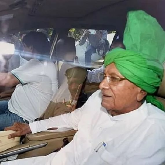'People may not have to wait for 2024': Om Prakash Chautala warns Centre