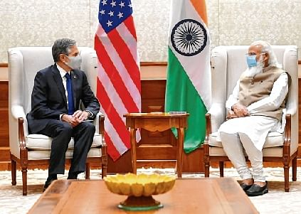 'India, US will be leaders in ending pandemic'
