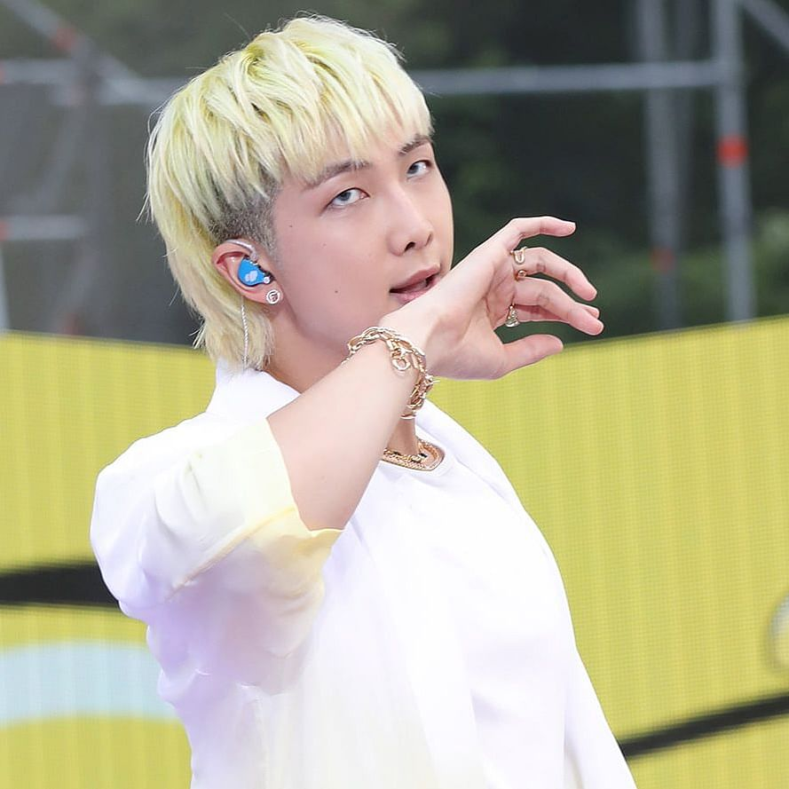 BTS rapper RM responds to ARMY who dedicated 'Ek Villain' song 'Humdard' to him