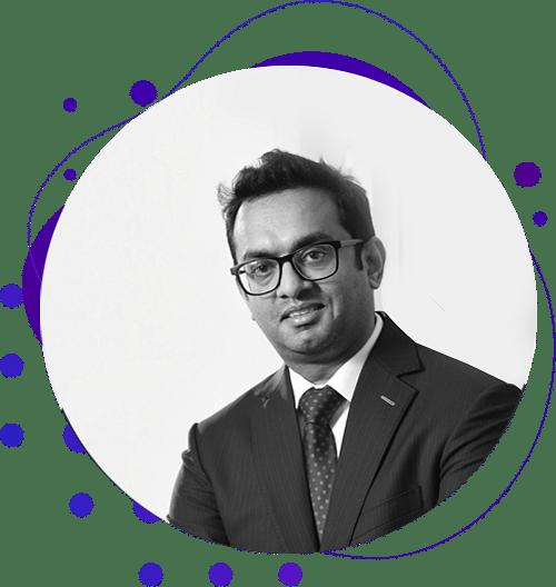 Ennoventure co-founder Padmakumar Nair