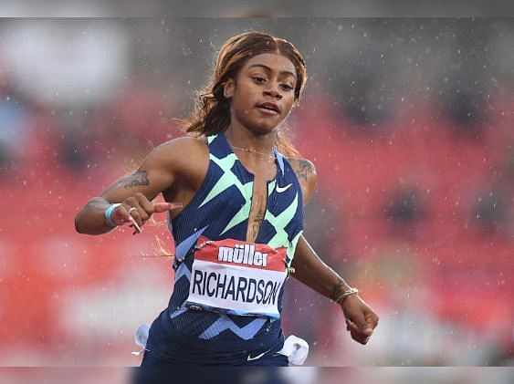 US athlete Richardson tests positive of marijuana; Forced to out of Olympics 100m dash; She smoked marijuana as a way of coping with her mother's recent death