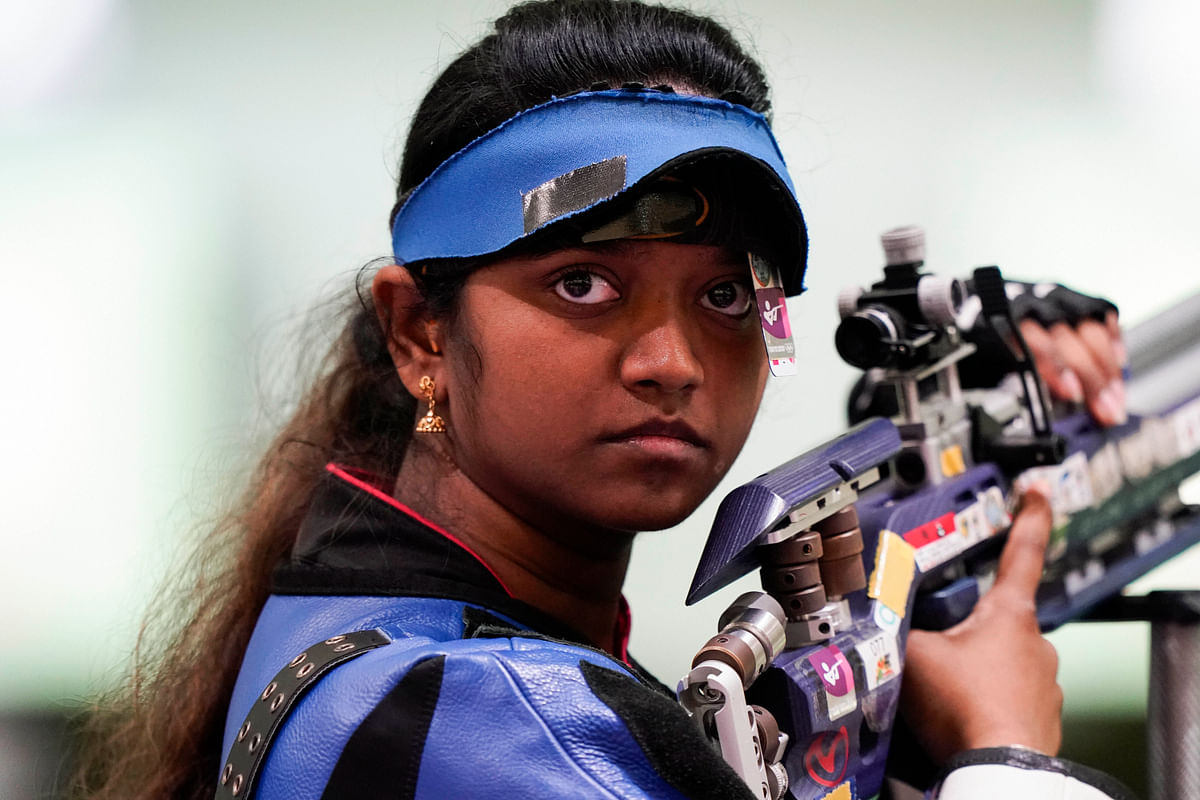 Indian shooters fail to fire; Biggest disappointment being Saurabh Chaudhary's failure to win a medal after topping the qualifications
