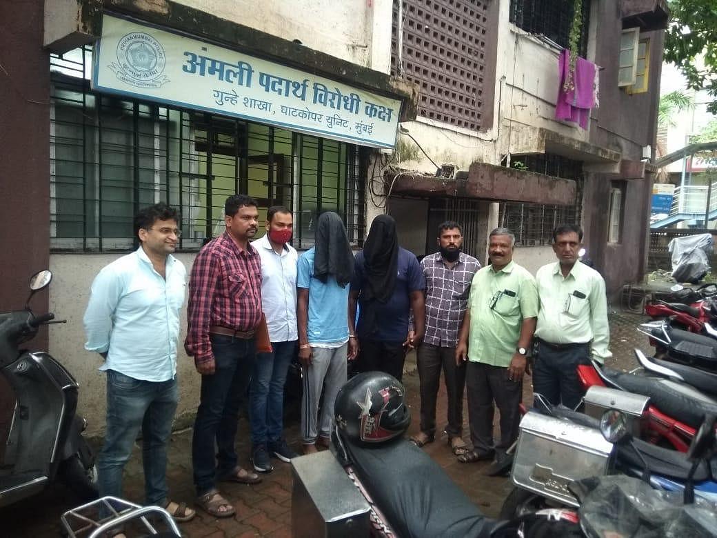 Mumbai: 2, including Nigerian national, held for supplying drugs