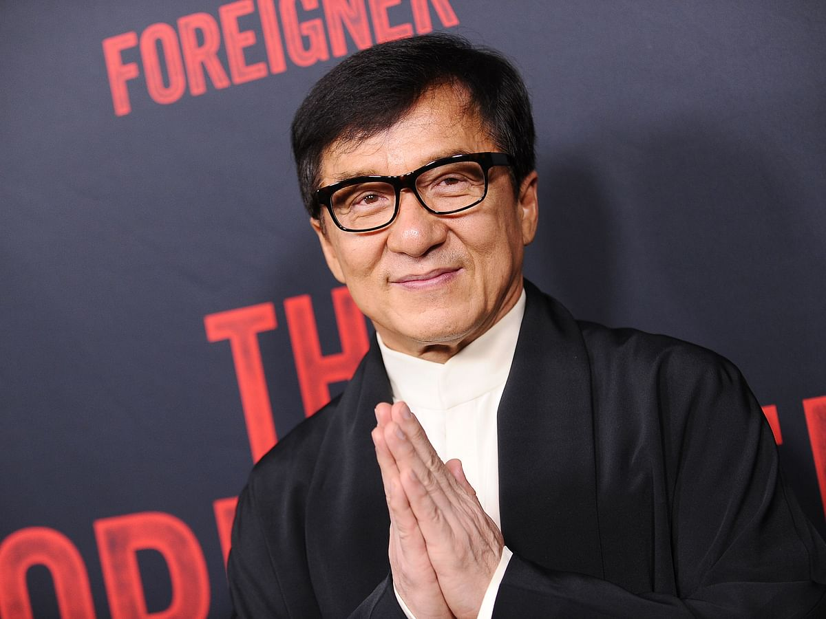 Action star Jackie Chan wants to join China's ruling Communist Party