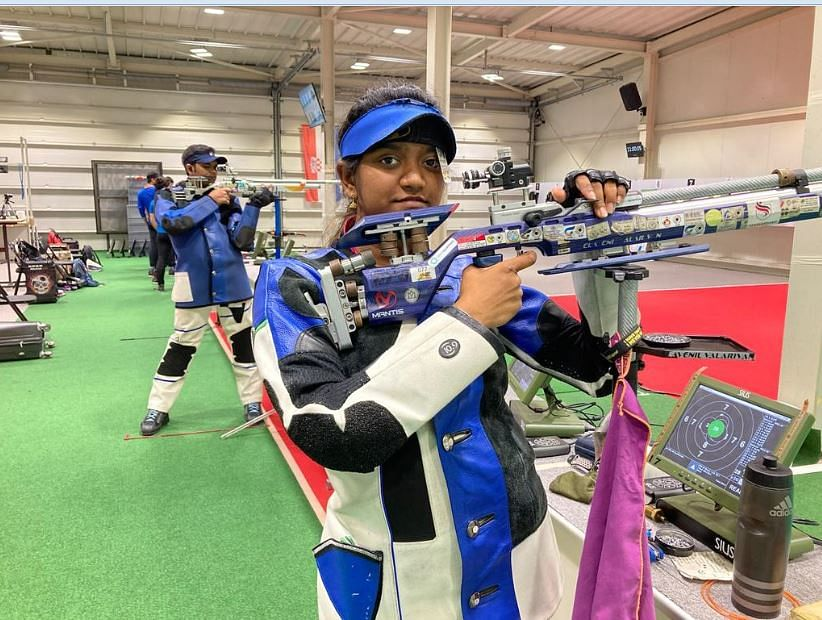 Shooters set sight on targets; India's best bets Elavenil Valarivan and Saurabh Chaudhary in medal contention