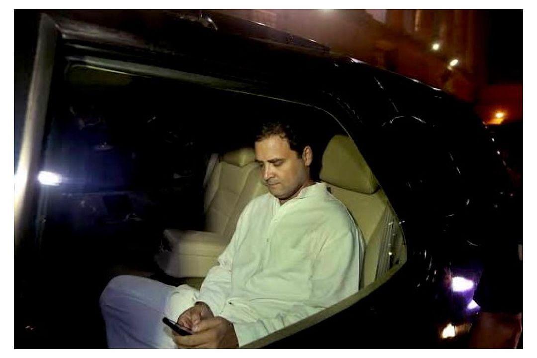 'Modi ji since you're reading this...': Rahul Gandhi takes a swipe at PM in latest Instagram post amid Pegasus leak