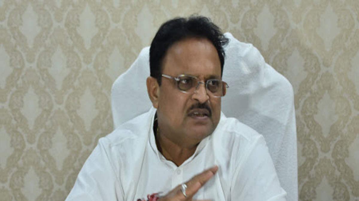 Rajasthan health minister Raghu Sharma advocates one child policy