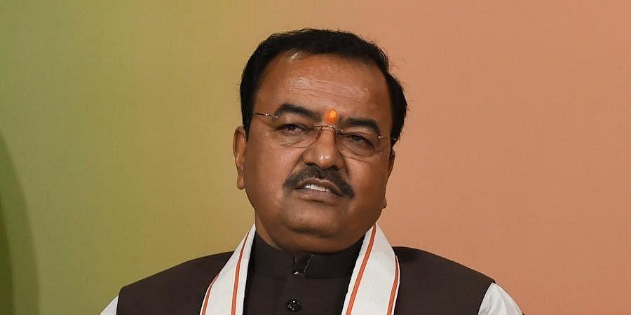 Uttar Pradesh Deputy CM Keshav Maurya