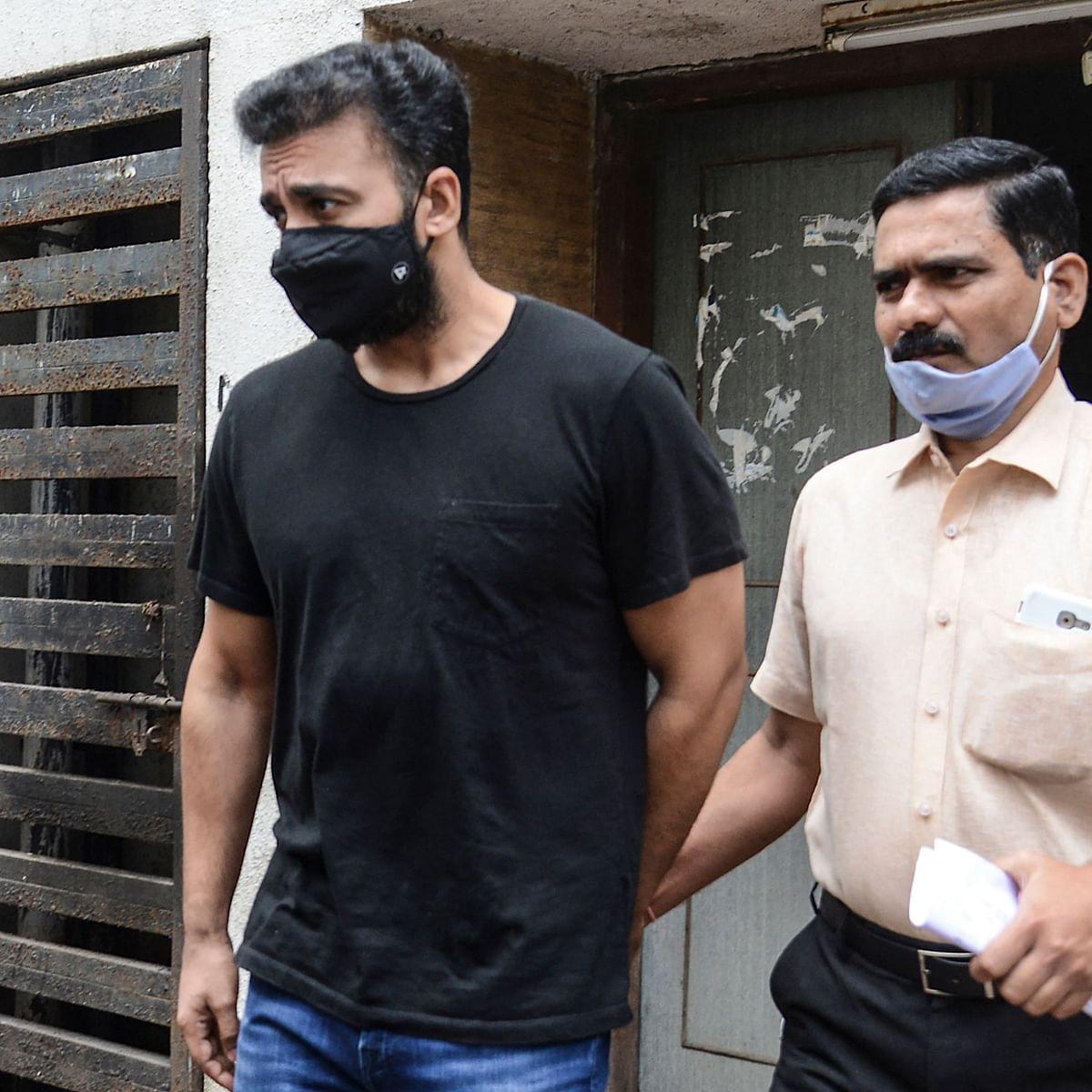 Pornography case: Mumbai court to hear bail plea of Raj Kundra, Ryan Thorpe today