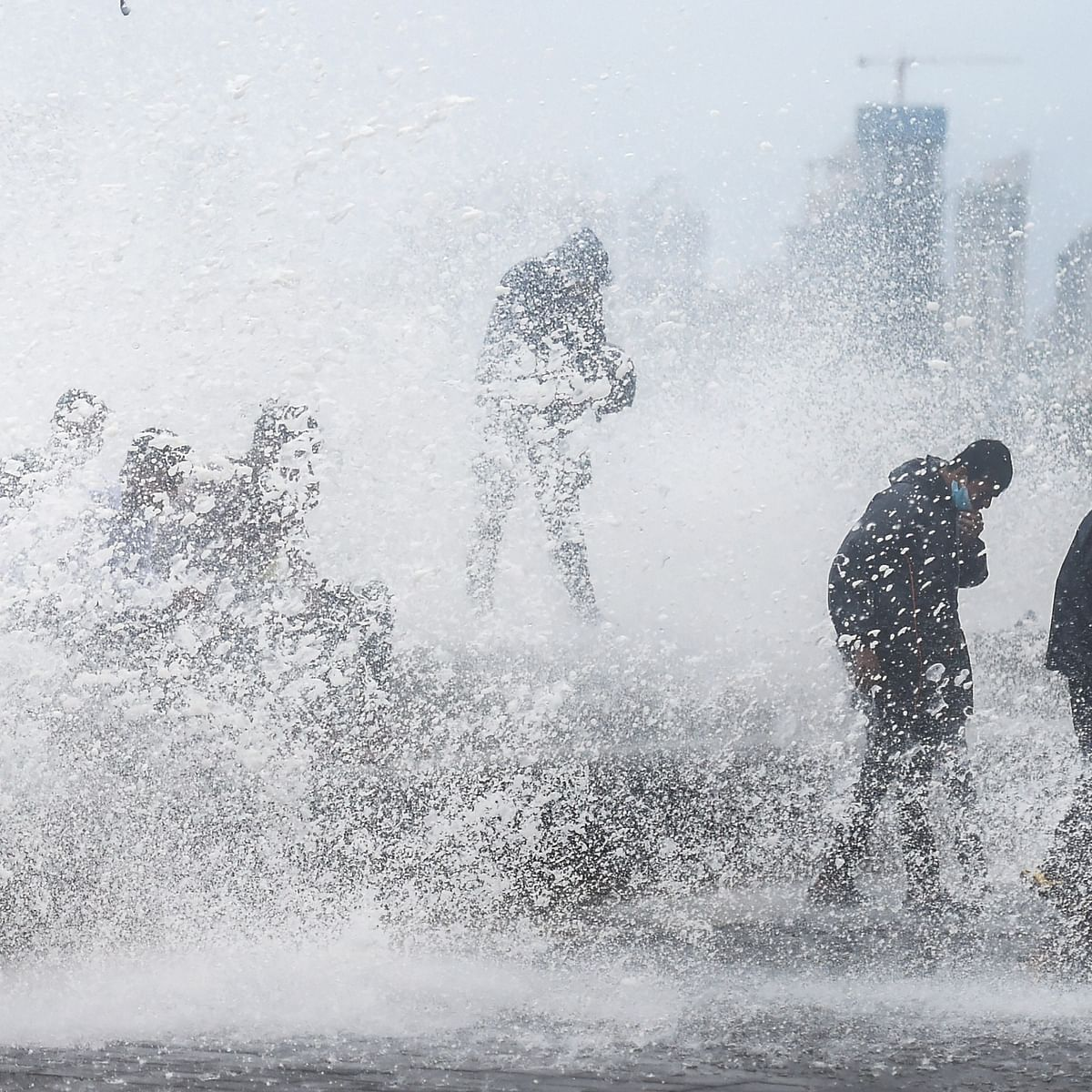 Mumbai weather update: City wakes up to light rainfall; IMD predicts very heavy spells at isolated places