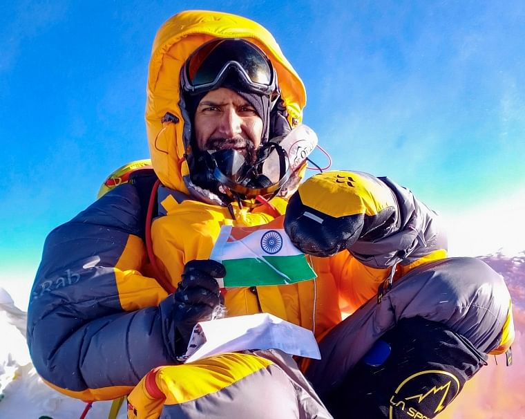 Who is Neeraj Chaudhary? All you need to know about IIT alumnus who scaled Mt Everest within 7 weeks of recovering from COVID-19