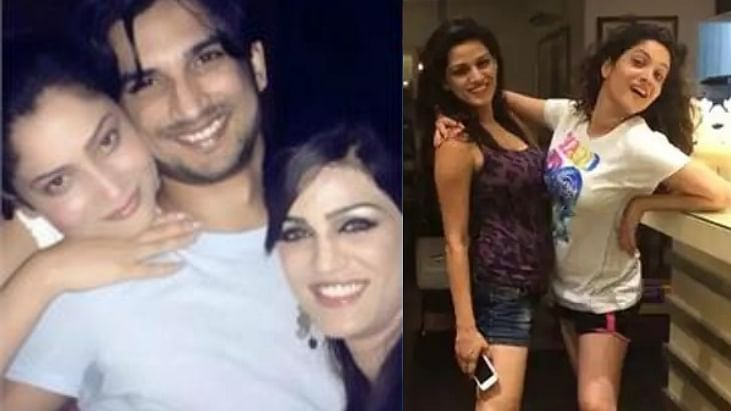 Sushant Singh Rajput's sister responds to fan who said Ankita Lokhande is 'using' the late actor to be in news