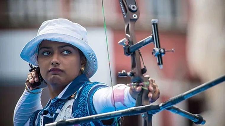 Tokyo Olympics: Archer Deepika Kumari beats Ksenia Perova to enter quarter-finals