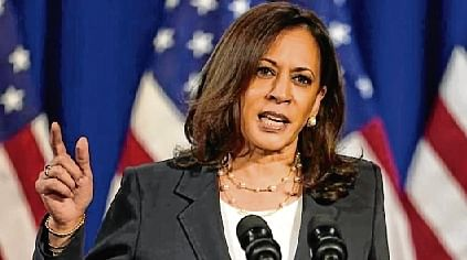 Book on the rise of Indian-Americans inspired by Vice-President Kamala Harris
