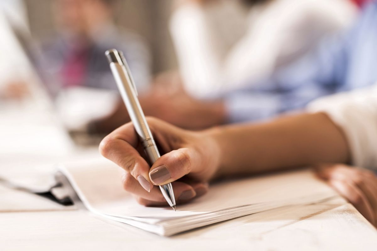 Research shows handwriting has certain benefits over watching videos, typing