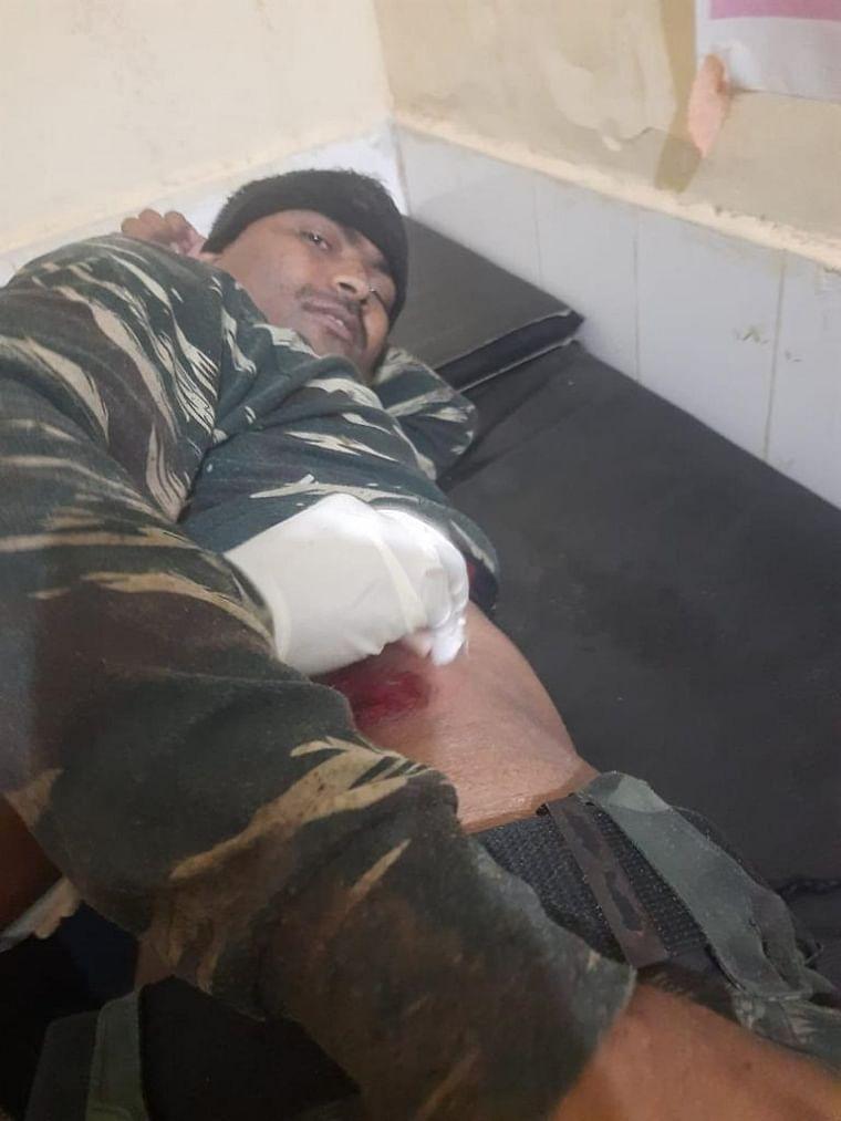 Chhattisgarh: Three Naxal killed, one constable, one civilian injured in encounter