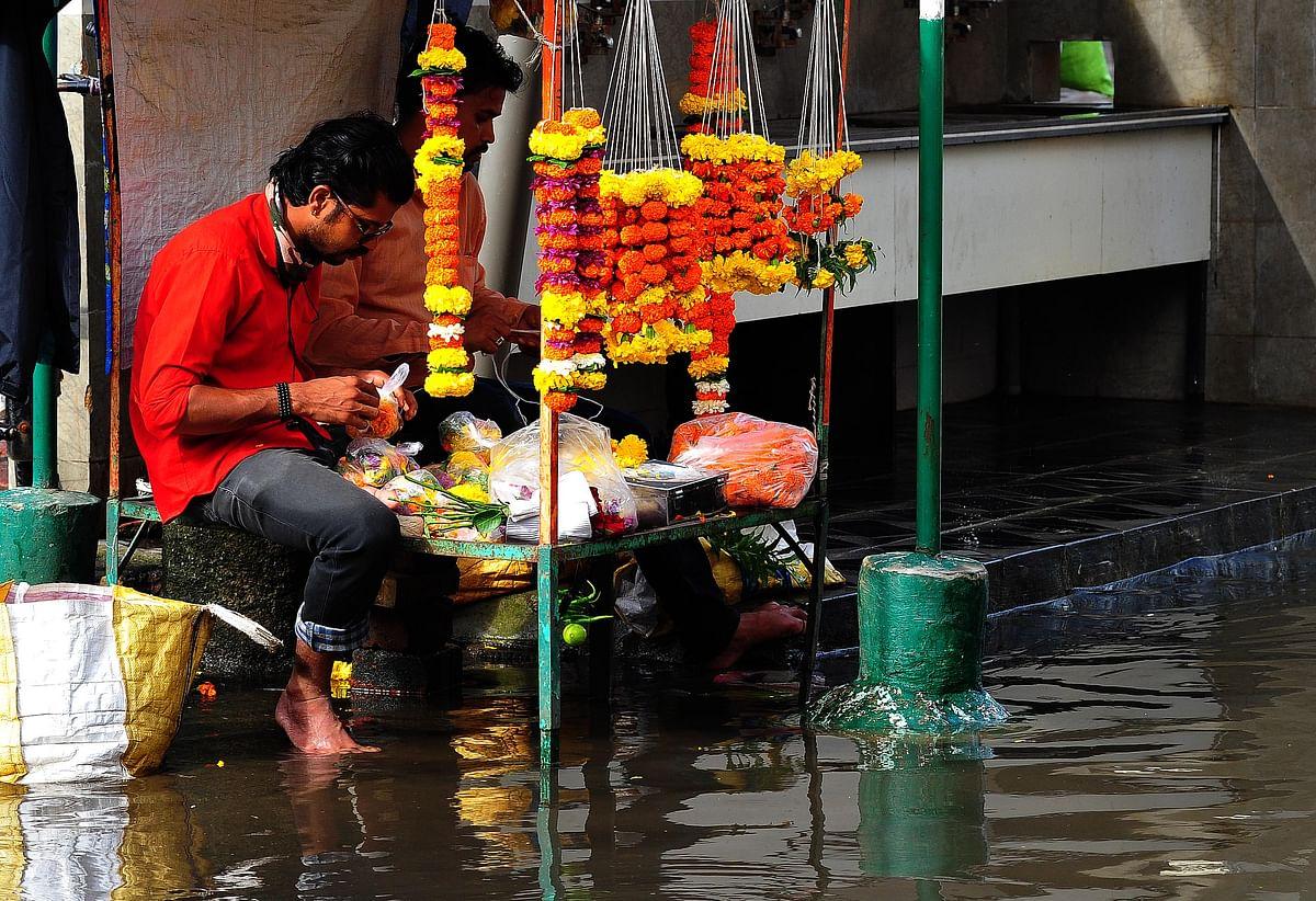 Mumbai: Rainfall wreaks havoc in city