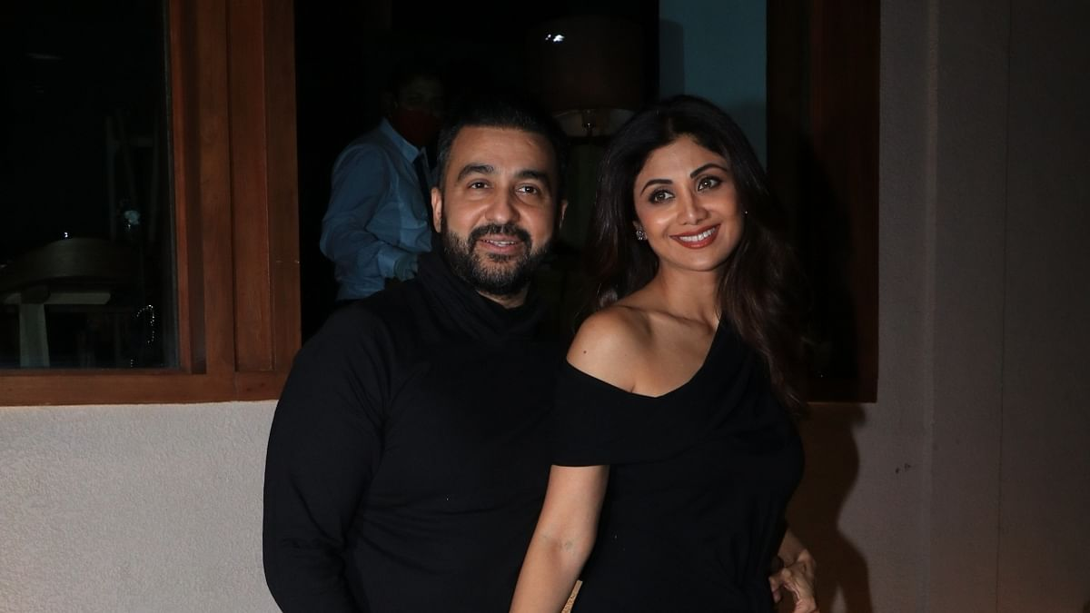 Shilpa Shetty broke down after an argument with Raj Kundra during house search: Crime branch officials