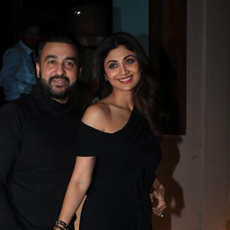 Mumbai Crime Branch raids Shilpa Shetty and Raj Kundra's Juhu residence in alleged porn racket