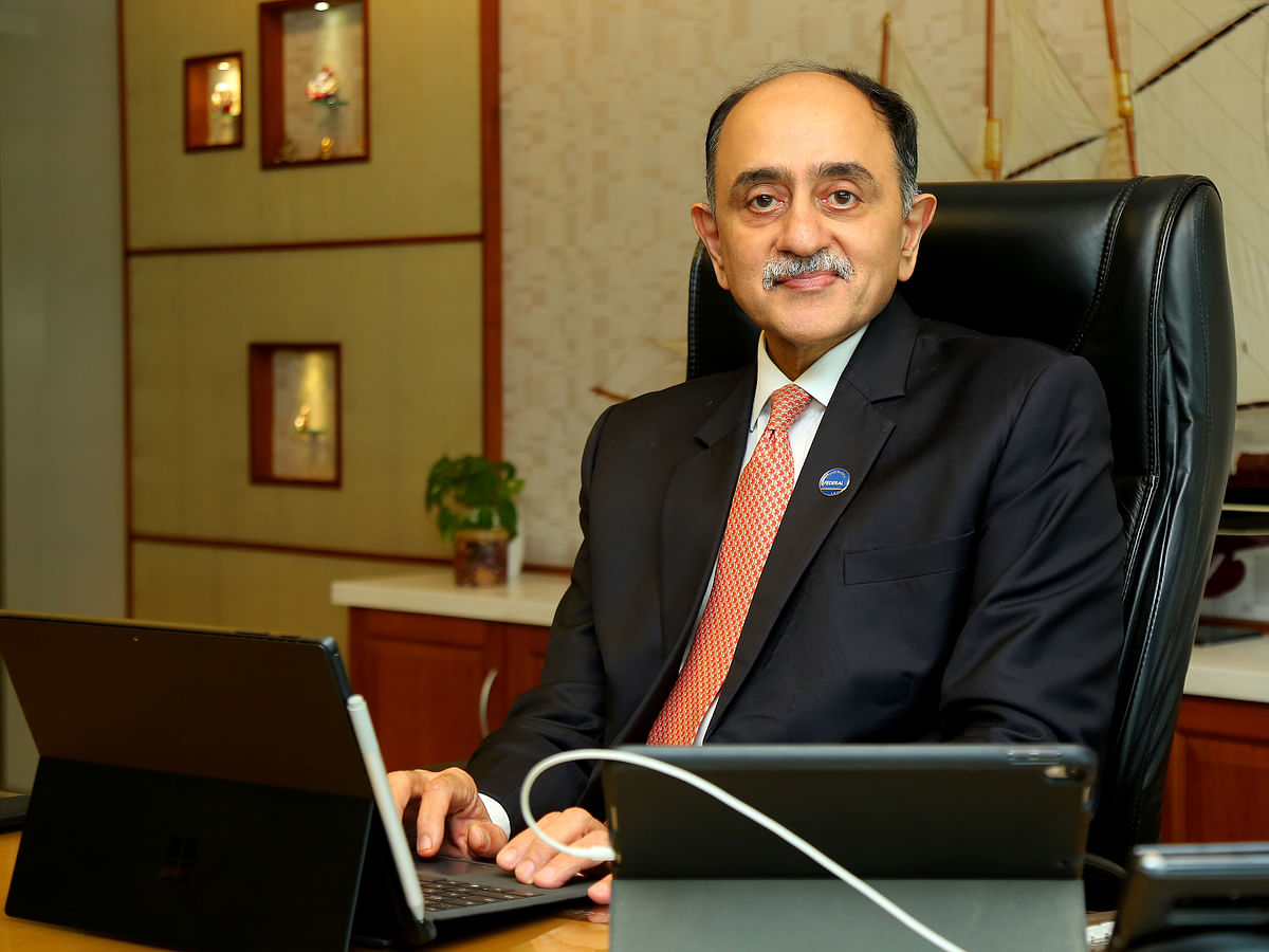RBI okays reappointment of Shyam Srinivasan as MD & CEO of Federal Bank till Sept 2024