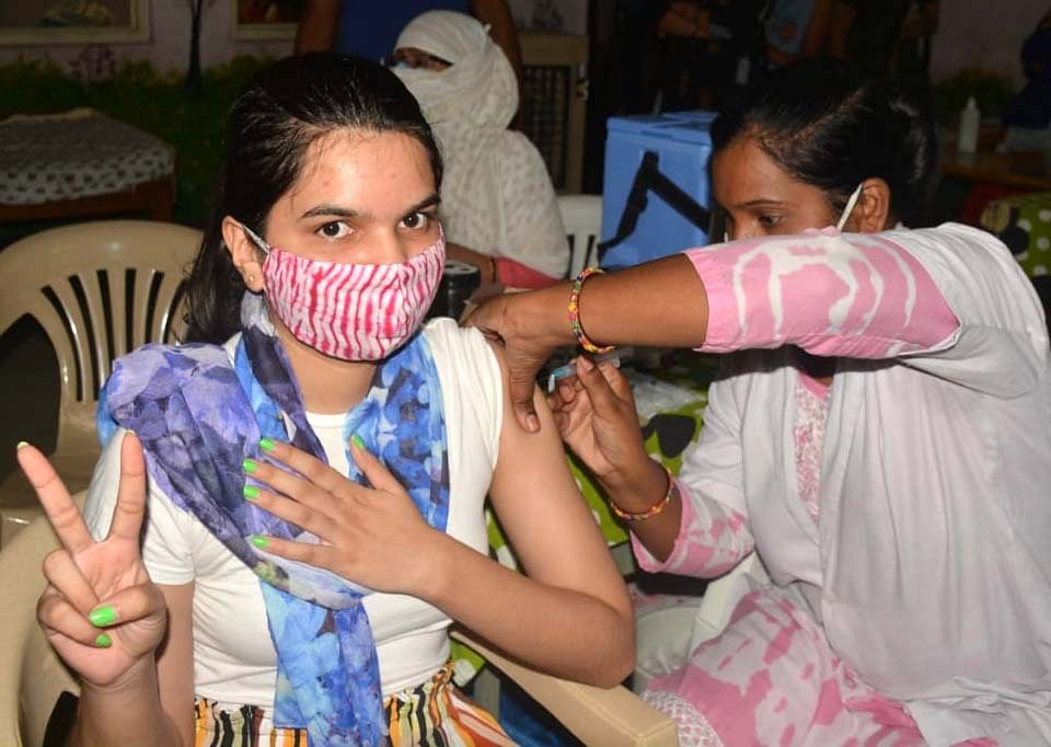 Bhopal: Second dose vaccination climbs to 36L from 25L within a week