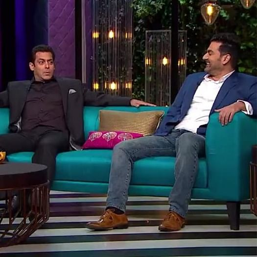 'It's like me giving advice on how to be a star': Arbaaz Khan says Salman Khan gives 'worst' relationship advice