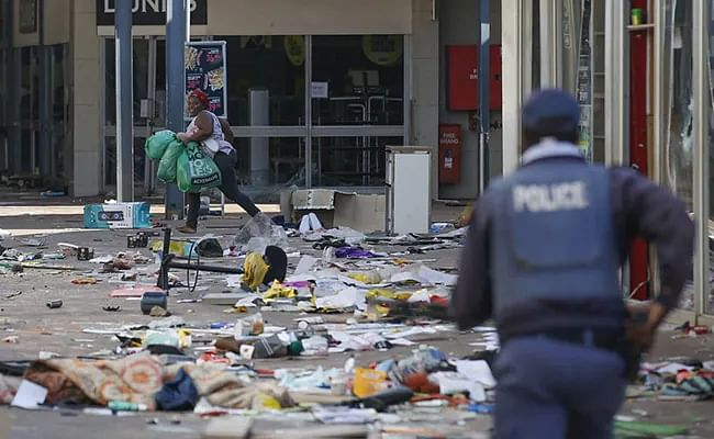 South Africa: President Cyril Ramaphosa dispatches police minister, provincial premier to deal with Indian-Black tensions