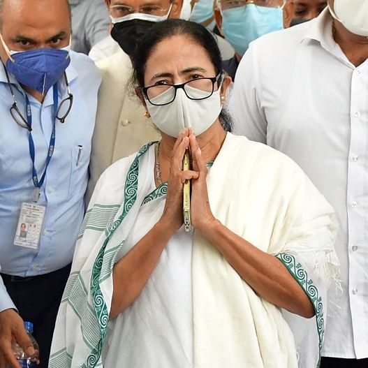 Mamata Banerjee reaches Delhi on 5-day visit; to meet PM Modi, Opposition leaders