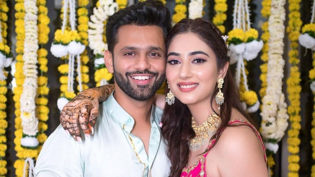 'They don't have any tantrums', says Rahul Vaidya - Disha Parmar's wedding dance choreographer Sumit Khetan