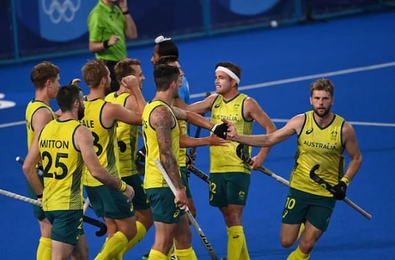 Hockey at Tokyo Olympics: India grounded 1-7 by brutal Australia; Dilpreet Singh scores solitary goal for Men in Blue