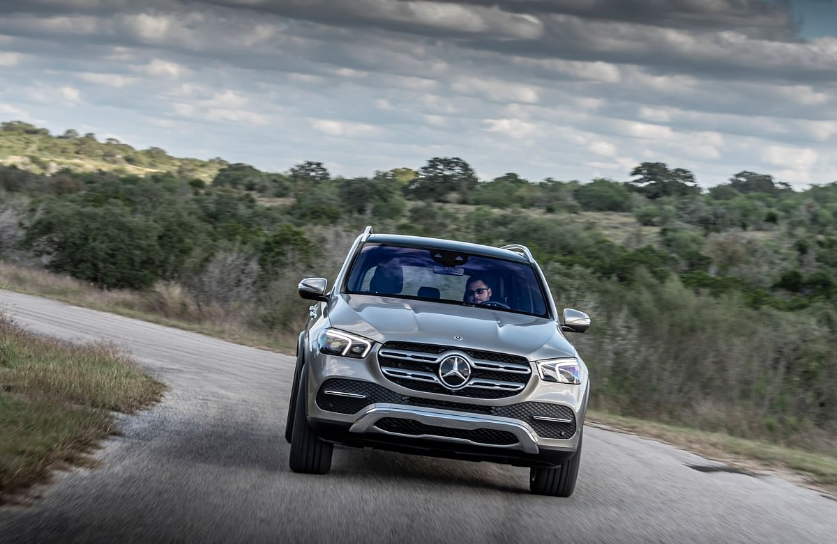 Mercedes-Benz India clocks 65% growth in retail sales during H1 2021