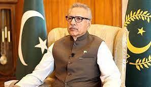 Pak President Arif Alvi's residence becomes fully powered by renewable energy