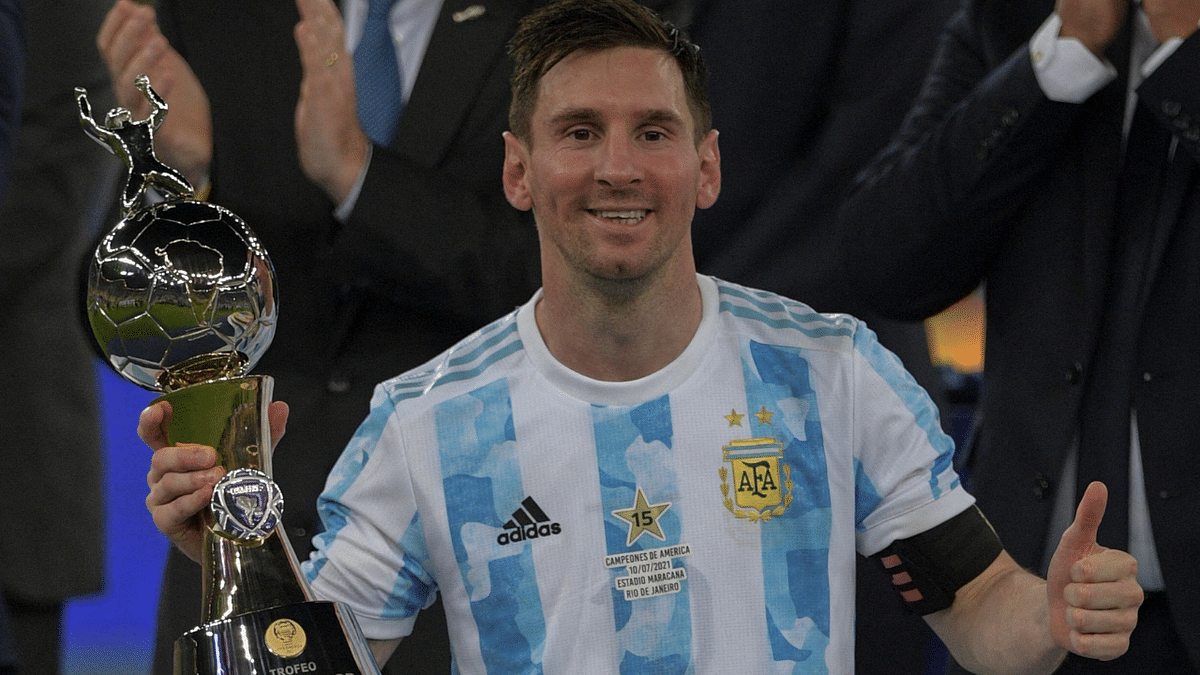 #CopaAmerica: Argentina's win against Brazil breaks the drought; Messi's fans in India overjoyed