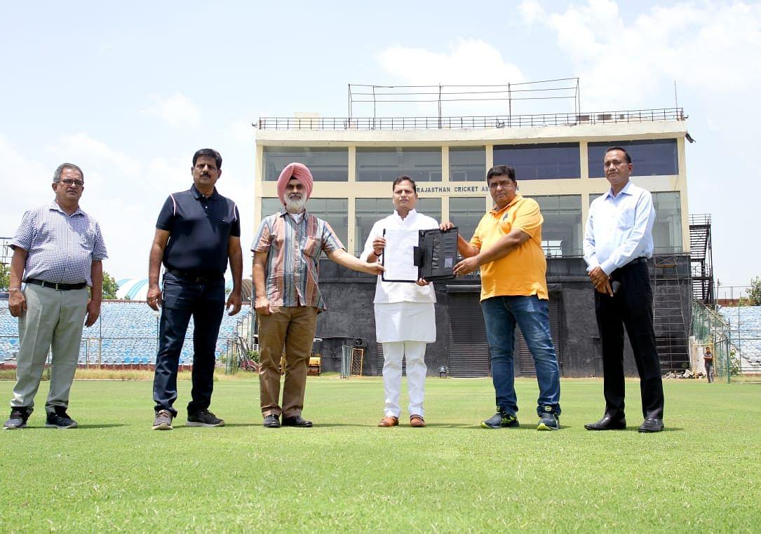 Jaipur to get India's second largest cricket stadium