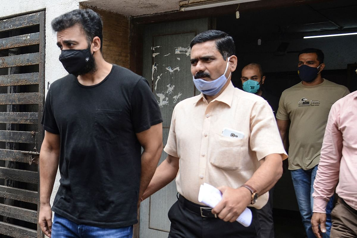 FPJ Legal: Raj Kundra and his firm's IT head started destroying evidence from messaging app, Mumbai police to Bombay HC