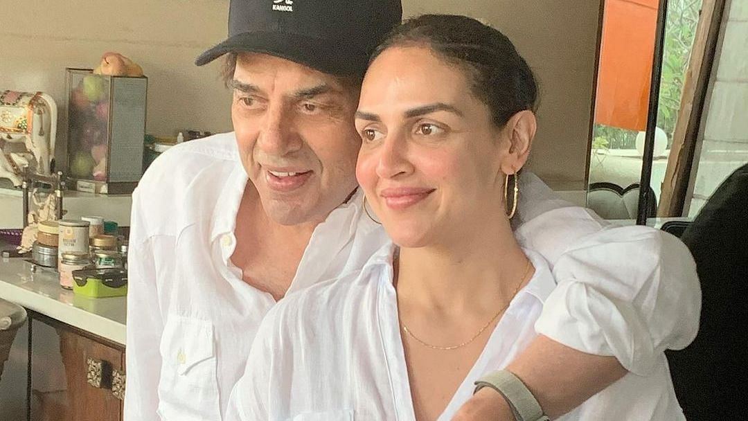 'My father is possessive and orthodox': Esha Deol on dad Dharmendra being against her entering Bollywood