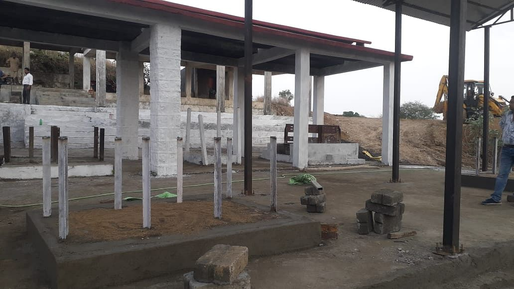 Crematorium in Meghnagar